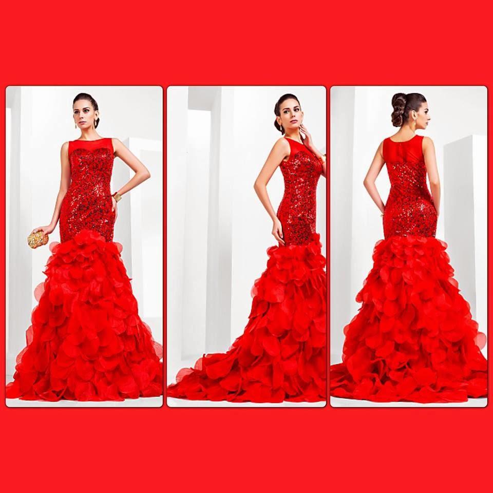 UNBOUNDARIES NEWS: Fashion ; styles mpya za magauni marefu