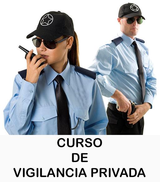 Curso de Vigilancia Privada