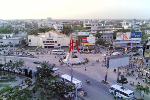 one of the populus metro area in narayanganj