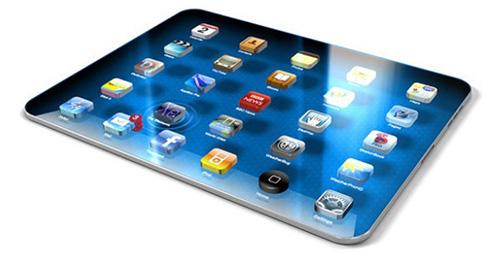 Suposto iPad 5 (Foto: Divulgação)