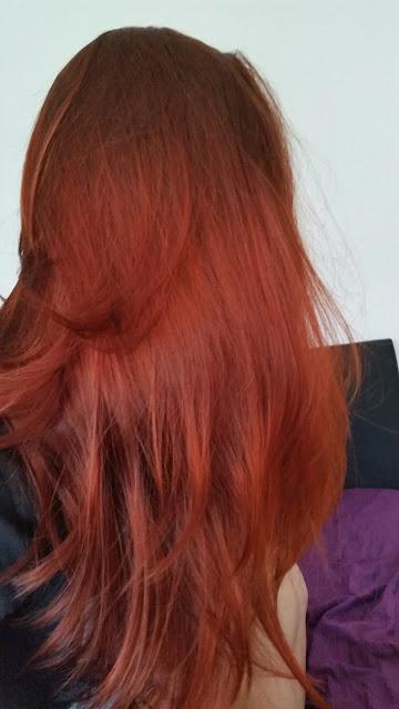 Niedziela dla włosów 40 | Czerwona glinka w duecie z maską