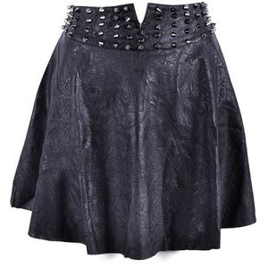 Riveting Rockstar Skirt