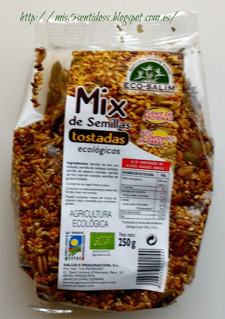 Mix de semillas tostadas