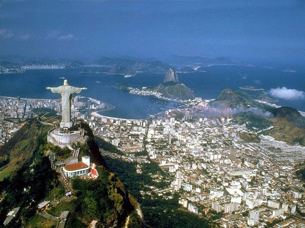 Brazil!!!  Milburn39;s Agapeland