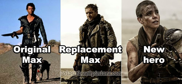 Mad Max Mel Gibson Tom Hardy Theron