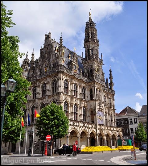 Town-Hall-Oudenaarde
