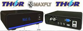 Atualizacao do receptor Maxfly Thor HD 4D4 V
