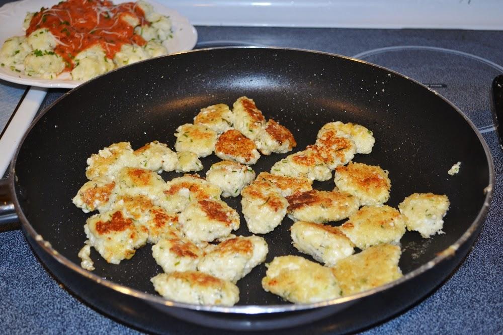 Lea's Cooking: Chive and Ricotta Gnocchi Recipe