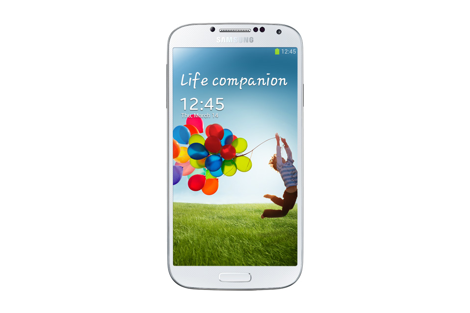 Samsung Galaxy S4 - Frontal