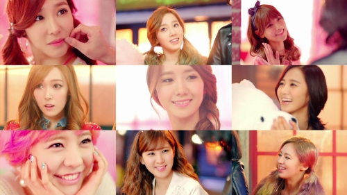 SNSD I Got A Boy Compilation