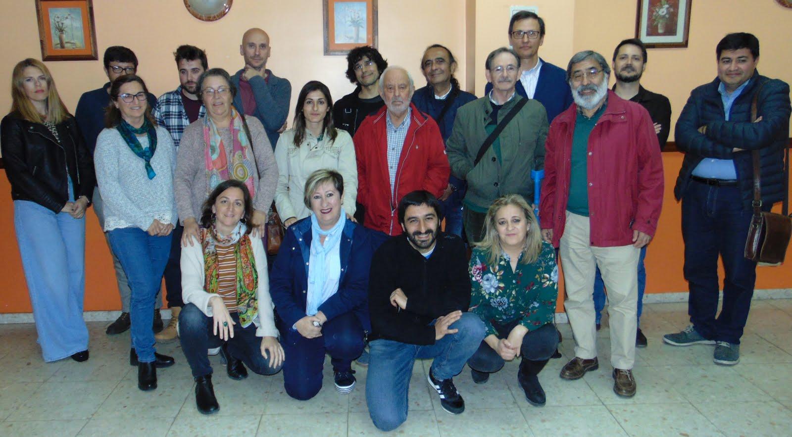 ASAMBLEA DE ALCALÁ ANUNCIA SU LISTA PARA LAS PRÓXIMAS ELECCIONES MUNICIPALES.