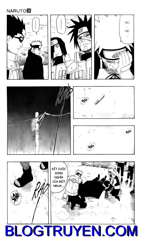 Naruto - Chapter 328 - Pic 16