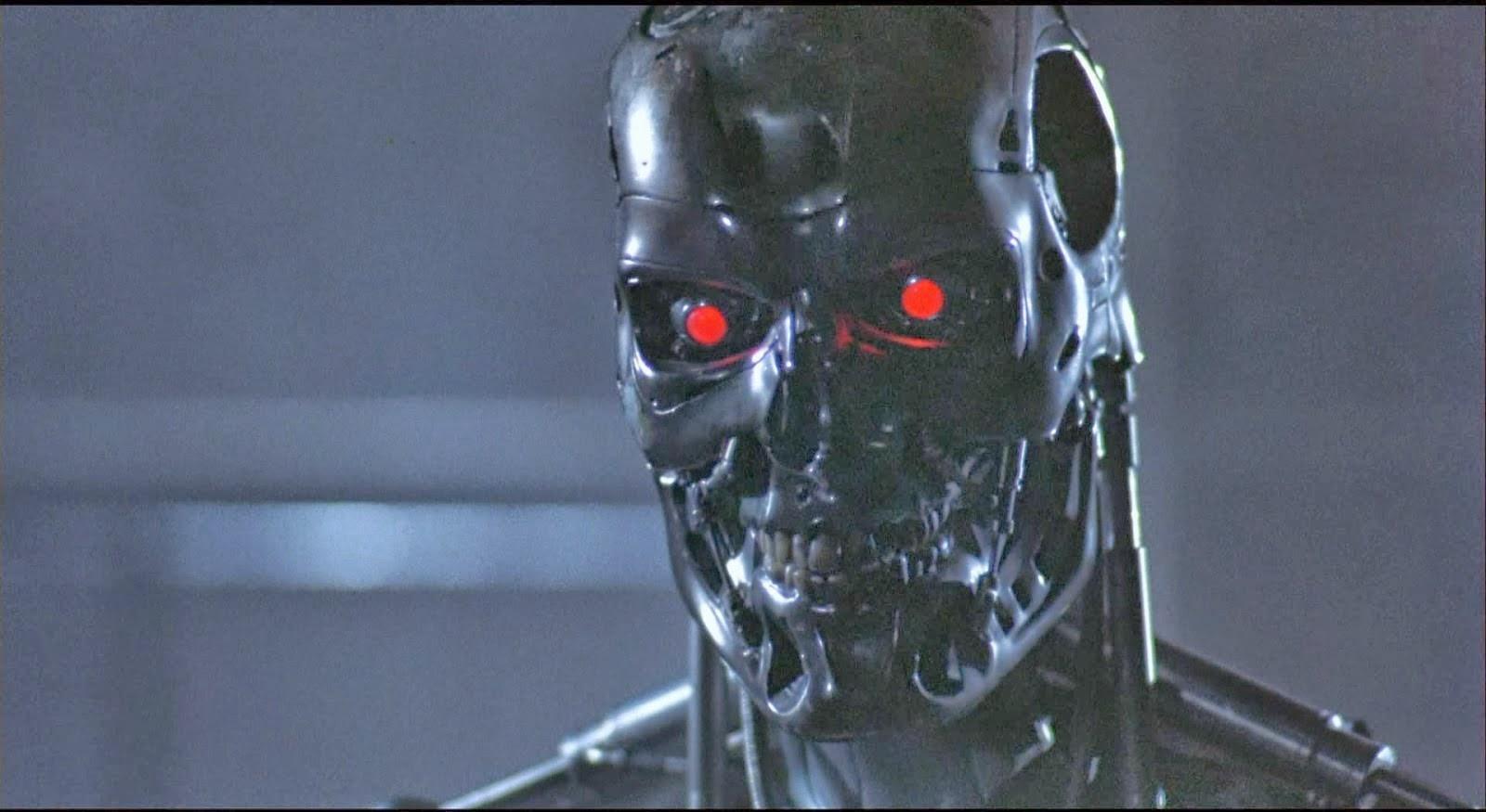 terminator t-800 close up
