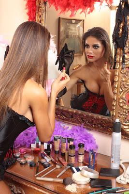 Vanessa Jeri Vanessa Jeri en Sexy lenceria!!!