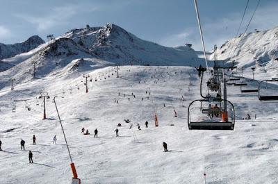 Estación de esquí de Grandvalira en Andorra - que visitar
