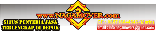 NagaMover.com - A Professional Moving Company in Depok