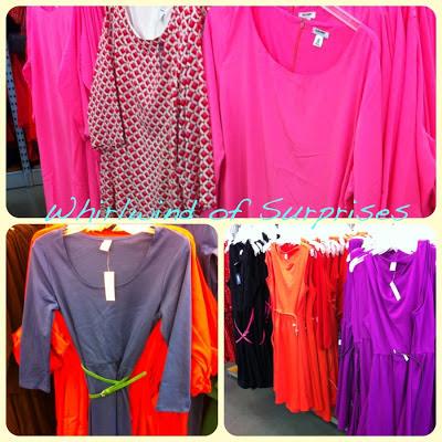 pink fall dresses