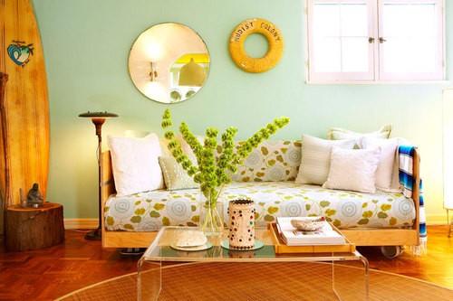 decoracao de sala jovem:Este tipo de decoração é essencialmente representada por vários
