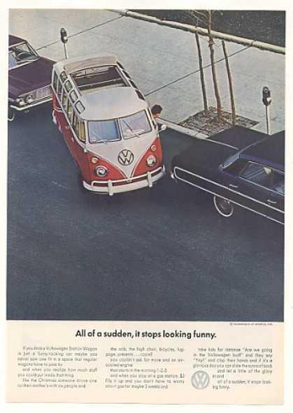 VW Bus Advertising | VW Bus