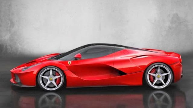 Ferrari La Ferrari Luxury Cars