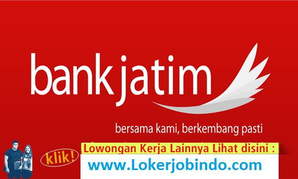Lowongan Kerja Terbaru Frontliner DLL Bank Jatim
