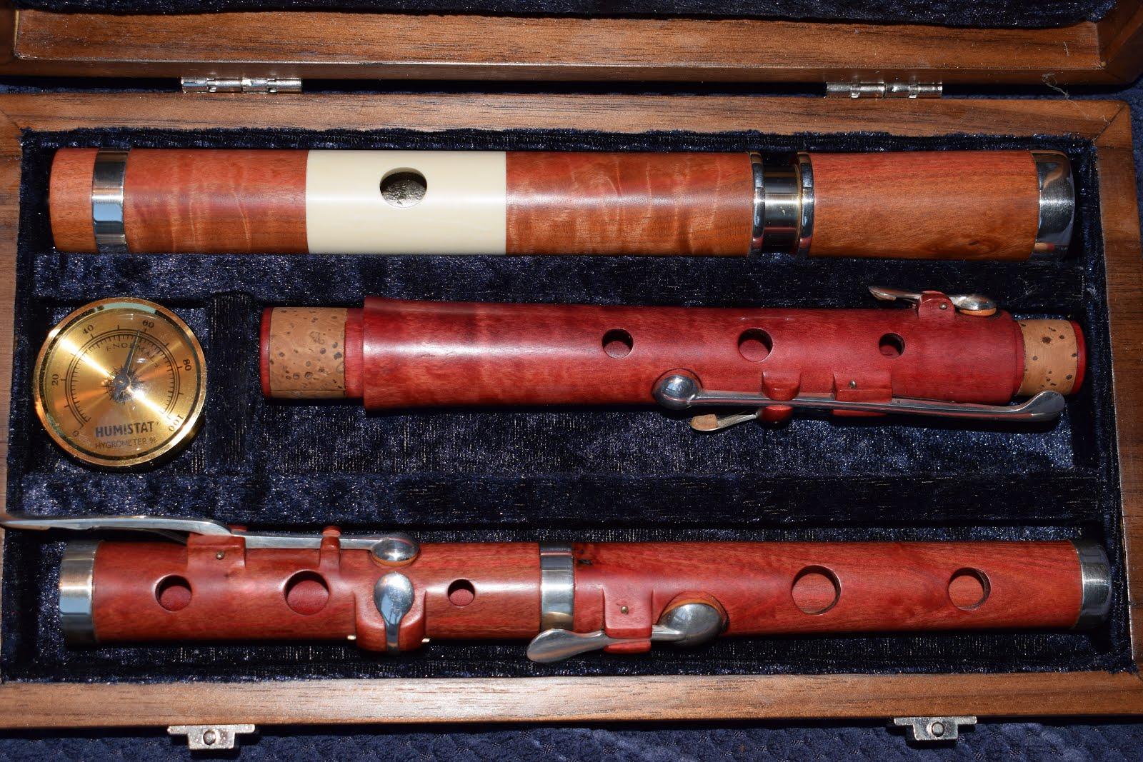 My flutes