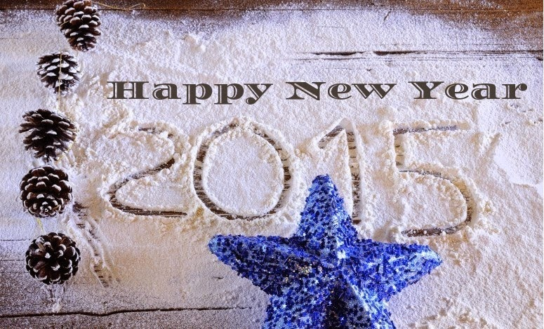 Happy New Year 2015 Cards Free Download