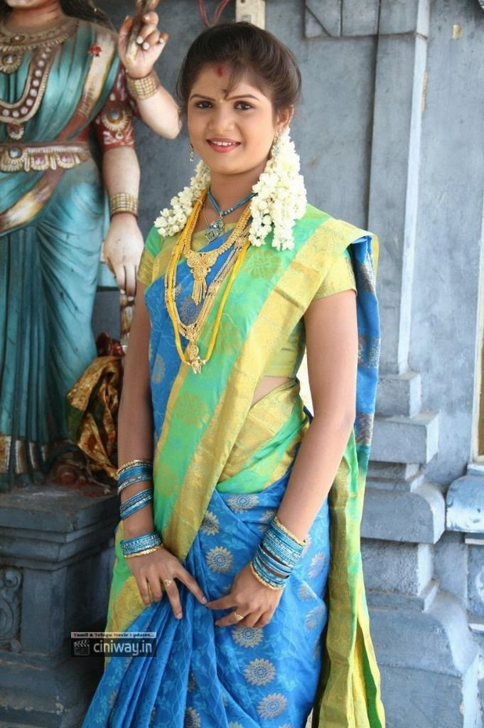 Actress-Nofia-Stills-in-Saree
