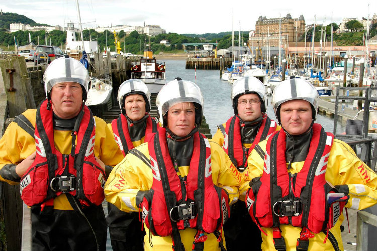 Scarborough RNLI Crewman