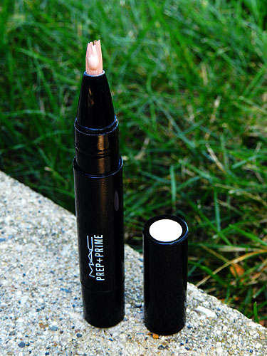 mac prep and prime highlighter review