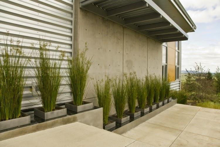 Modern Garden Design Examples 6