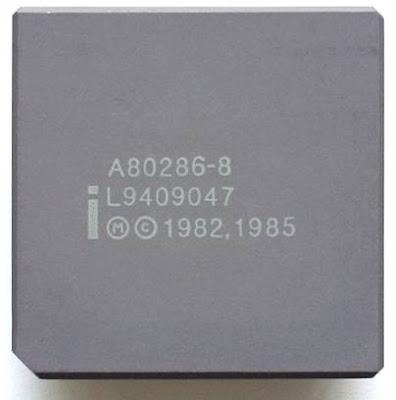 Microprocessador Intel 80286