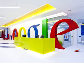 New Google Creative Office in London