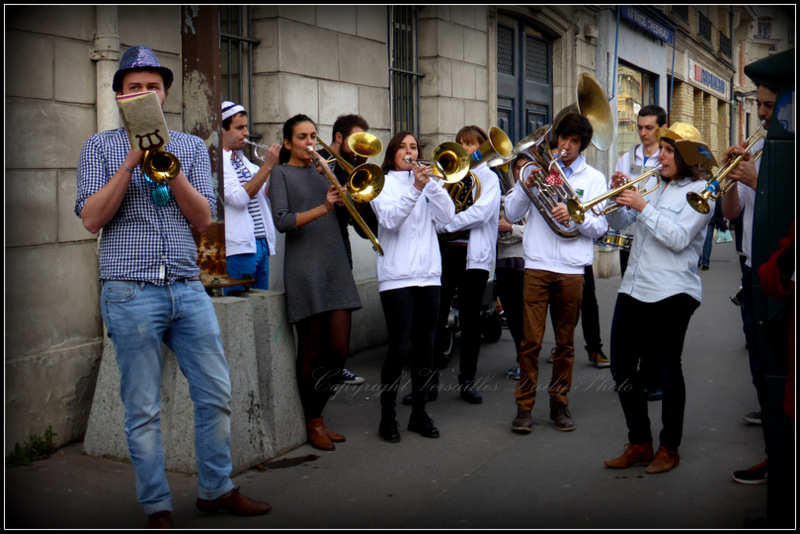 Brass band Versailles Richaud  Bio c bon fanfare