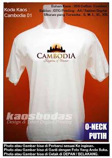 Kaos Cambodia 01
