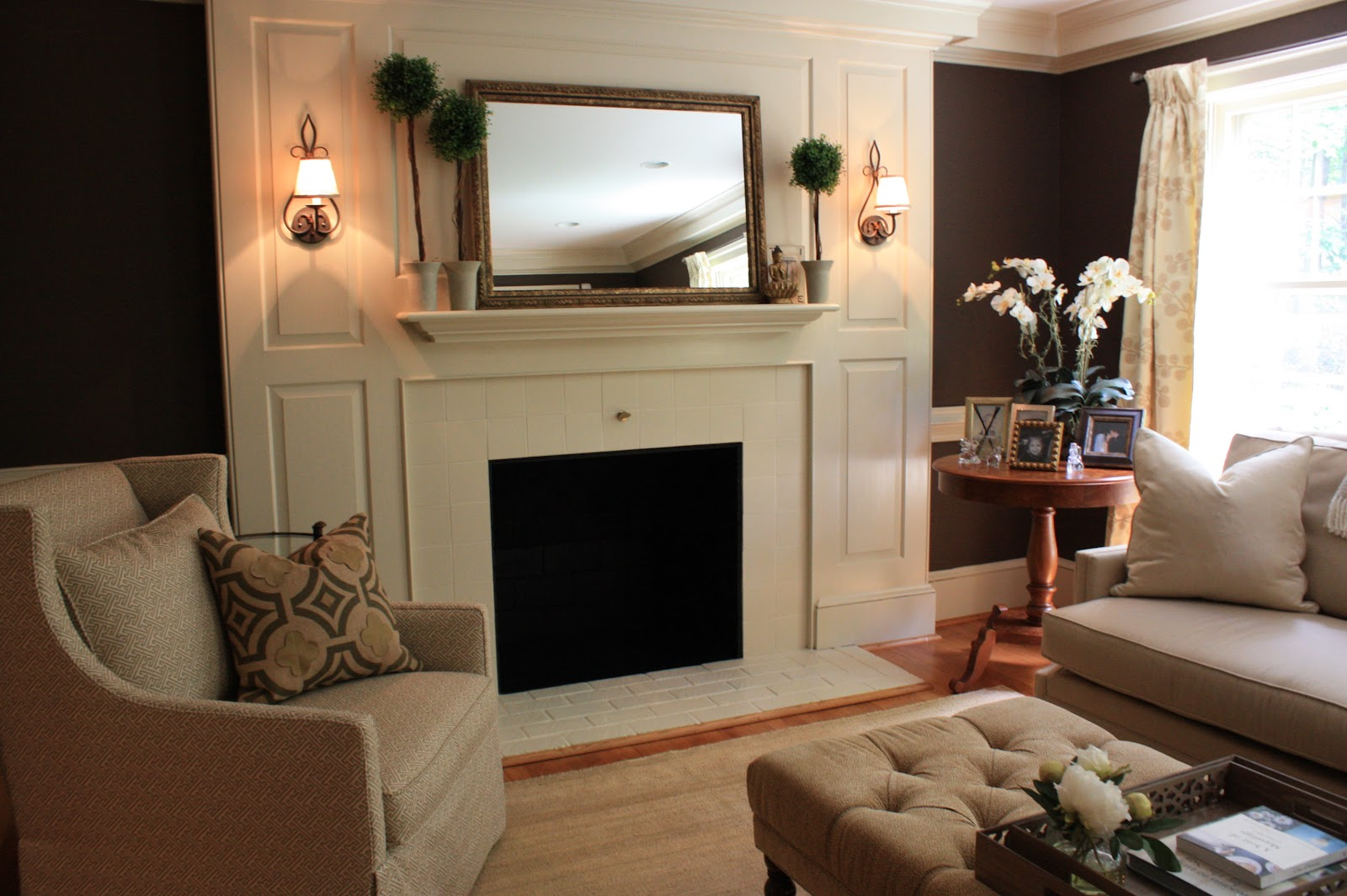 The Nest Egg Cobblers Living Room Before amp After