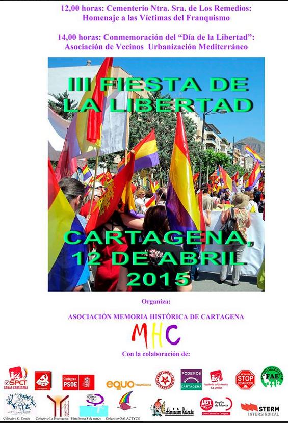 IIIª FIESTA DE LA LIBERTAD