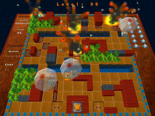 Game battle city