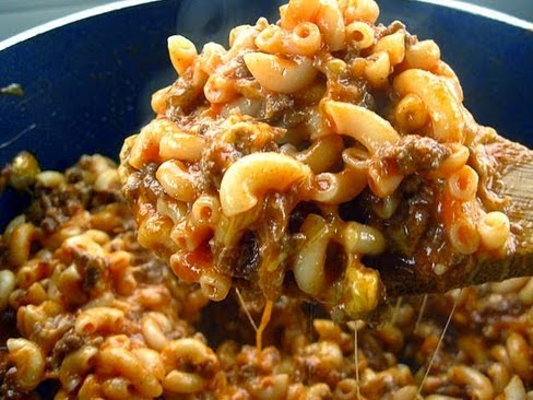 ground beef and and beef slow cooker macaroni and beef 10 best elbow ...