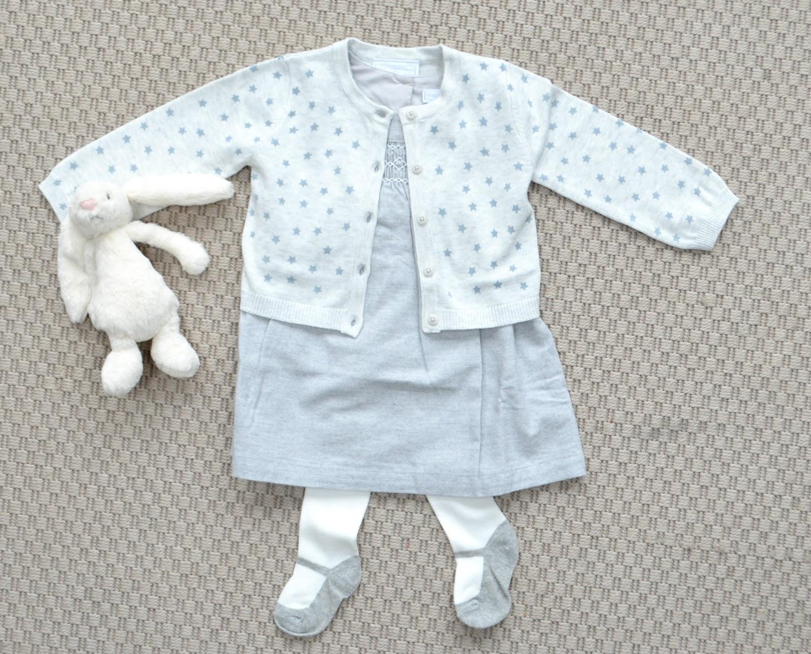 Baby Girl Winter Fashion Edit