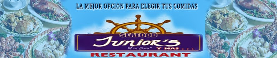 Junior'S SeaFood