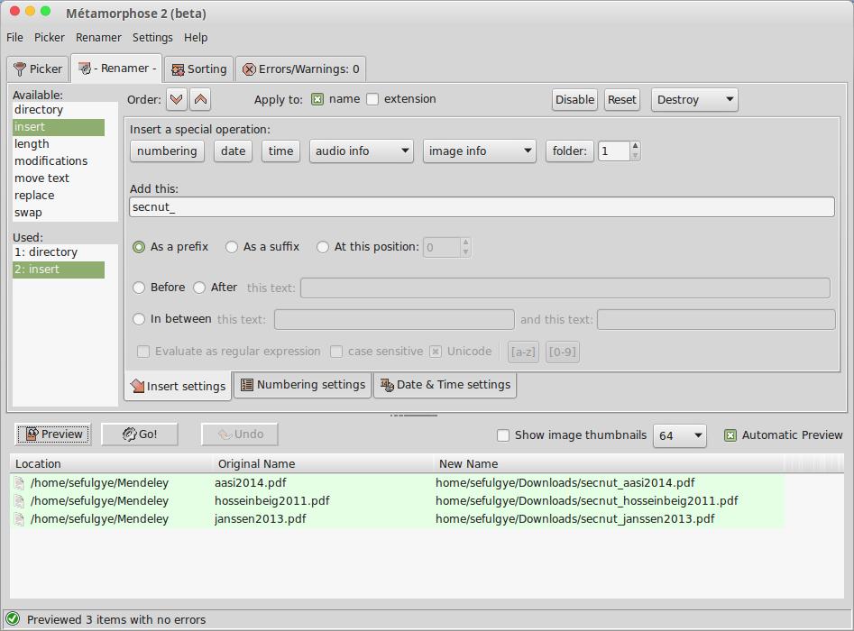 regular file in linux