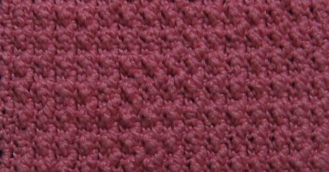 padrão de crochê