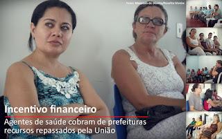 Agentes de Saúde se reúnem com o Sinpuc e reivindicam assistência financeira complementar