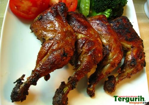 Resep Membuat Ayam Bakar Kecap yang lezat dan gurih