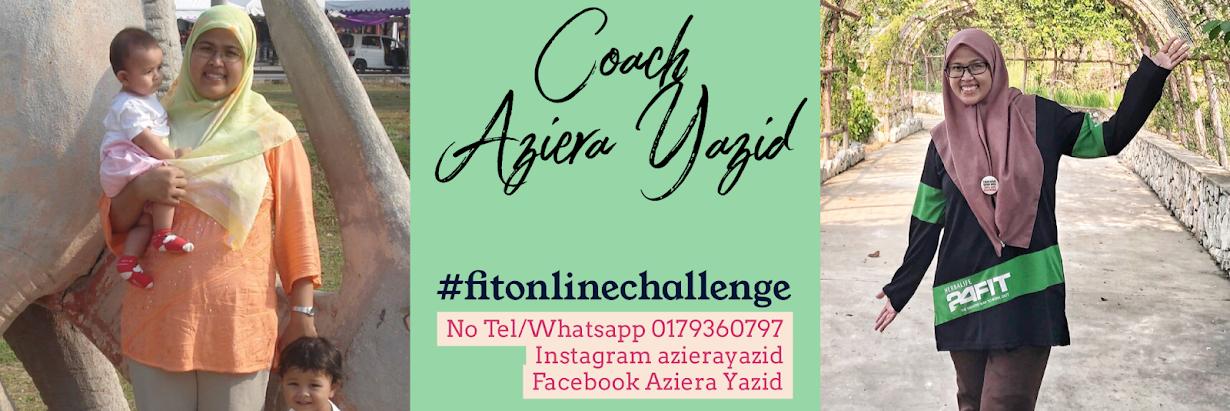 Coach Bebas Herbalife - Aziera Yazid