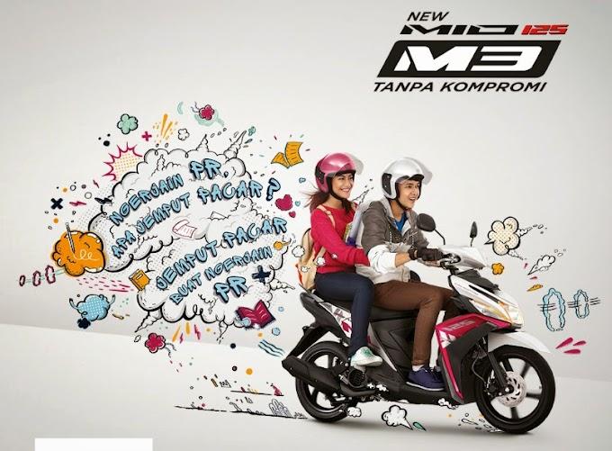 Yamaha Mio 125 M3 Resmi Rilis Harga Mulai Rp 13 jutaan