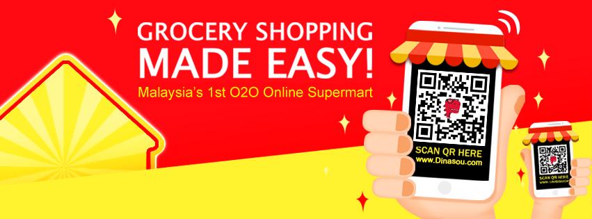 Dinasou Online Supermart