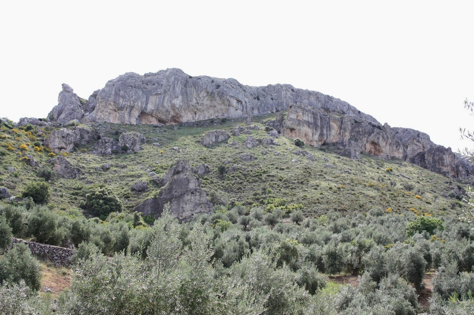 El mundoblog de miguel caballero los villares la cueva - Los villares jaen ...
