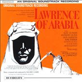 Lawrence of Arabia Soundtrack